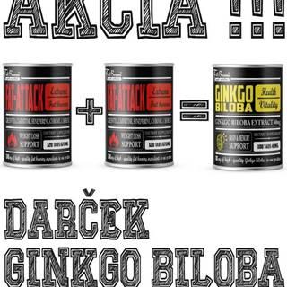 2+1 Zadarmo: Fat-Attack + Ginkgo Biloba Zadarmo -  120 tbl. + 120 tbl. +100 tbl.