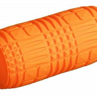 Masážní yoga váleček  30x18 cm oranžový