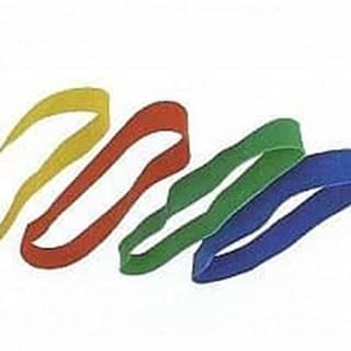 Posilovací guma AEROBIK TONE LOOP žlutá - žlutá - 18mmx27,5cmx1,4mm