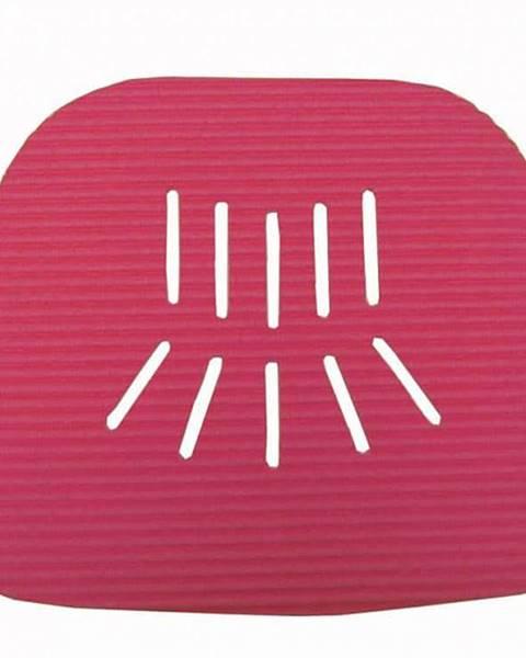 Sedací karimatková podložka - podsedák 44x39x0,8 cm - Růžový