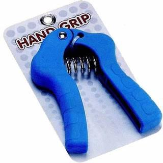 Posilovač prstů  HAND GRIP  - modrá