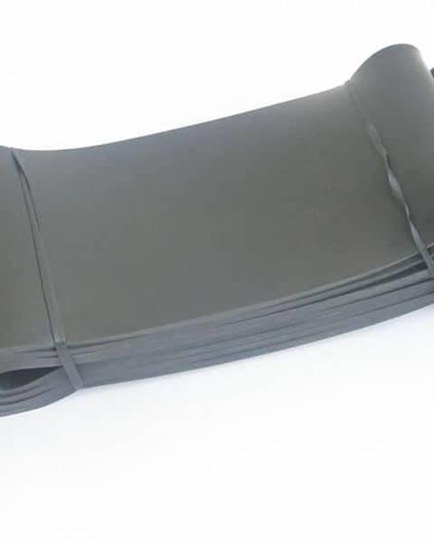 Posilovací guma odporová 104 x 10,1 CM   AKCE - černá
