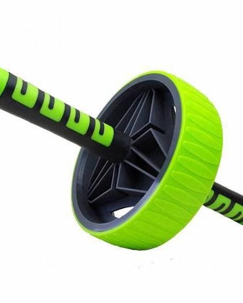 Posilovací kolečko AB roller Pro New Sedco modré - zelená