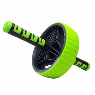 Posilovací kolečko AB roller Pro New  zelené - zelená