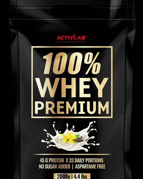 100% Whey Premium 2000 g vanilka