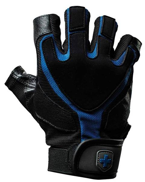 Fitness rukavice Training Grip black  S