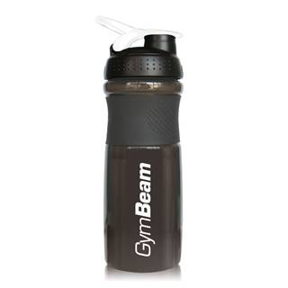 GymBeam Šejker Sportmixer Black White 760 ml