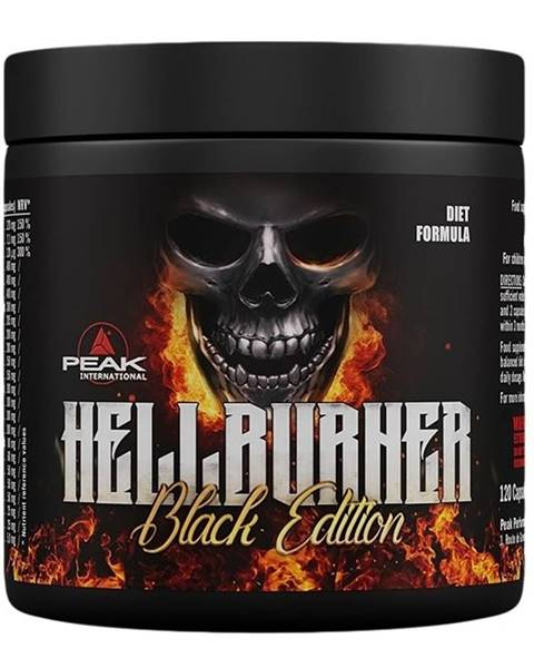 Hellburner Black Edition -  120 kaps.