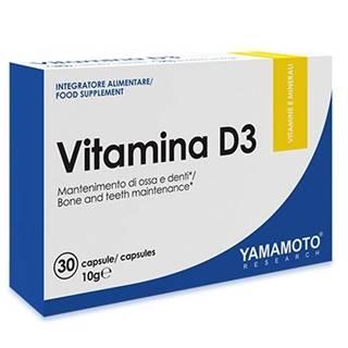 Vitamina D3 -  30 kaps.