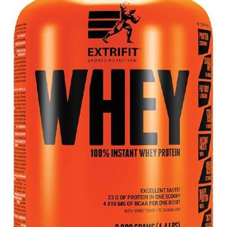 100% Instant Whey Protein -  2000 g Banán