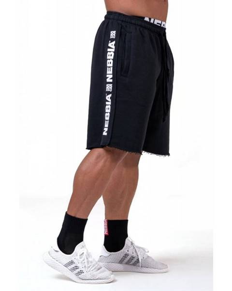Pánské šortky  Limitless Essential 177 Black - M