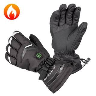 Univerzálne vyhrievané rukavice  Keprnik šedá - M