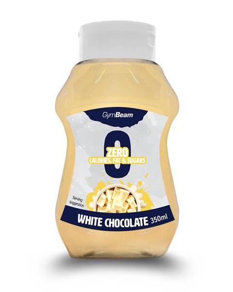 White Chocolate 350 ml biela čokoláda