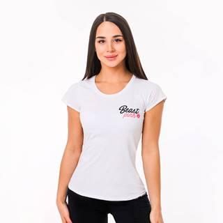 Beastpink Dámske tričko Beastpink White  M