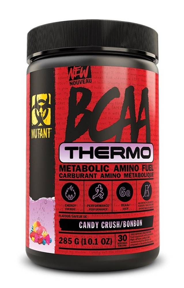 Mutant BCAA Thermo - PVL 28...