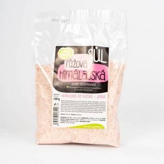Soľ himalájska ružová jemná 500 g