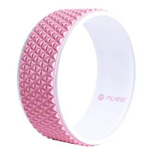 Jóga kruh Pure2Improve 31 cm - Růžová
