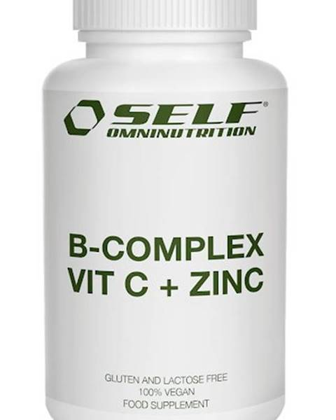 B-COMPLEX VIT C + ZINC -  120 kaps.