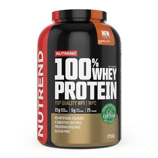 100% Whey Protein - Nutrend 2250 g  Chocolate+Coconut
