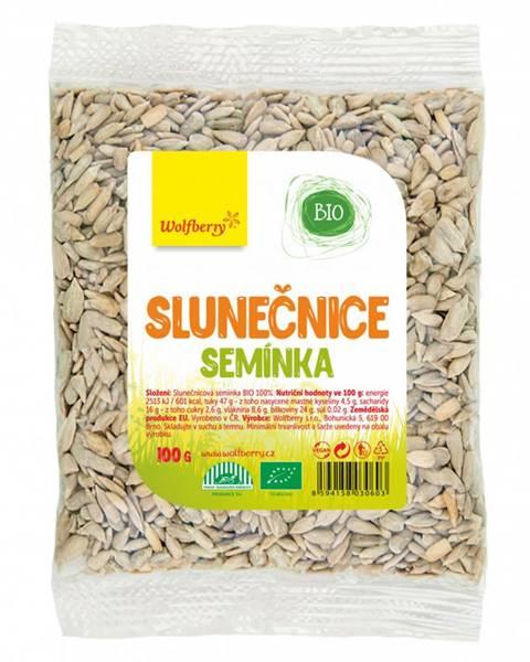 BIO Slnečnicové semienka 100 g