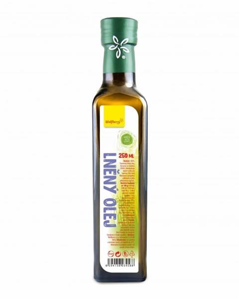 Ľanový olej 250 ml