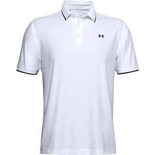 Pánske tričko Under Armour Playoff Pique Polo White - S