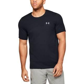 Pánske tričko Under Armour Seamless SS Black - S