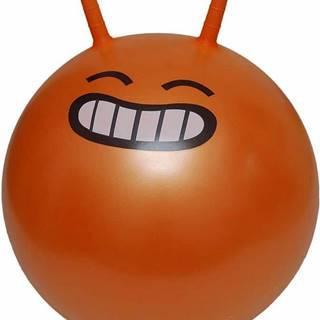 Lifefit Dětský skákací míč JUMPING BALL 45 cm oranžový