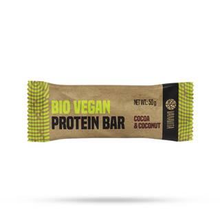 BIO Vegan Protein Bar 50 g kakao a kokos
