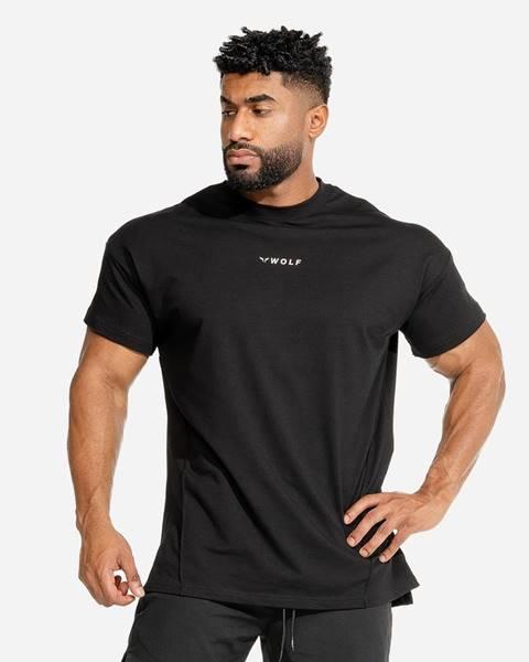 Tričko Bodybuilding Black  S