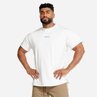 Tričko Bodybuilding White  S