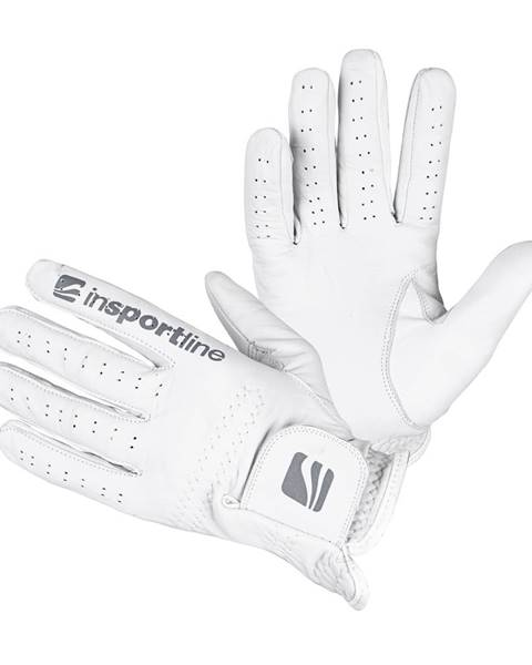 Dámske kožené rukavice  Elmgreen Lady krémovo biela - S