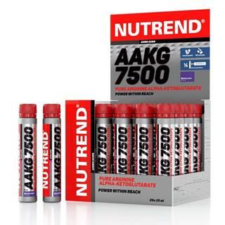AAKG 7500 -  20 x 25 ml. Blackcurrant