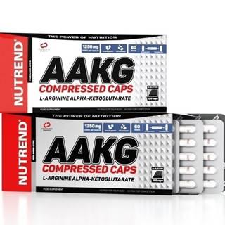 AAKG Compressed Caps -  120 kaps.