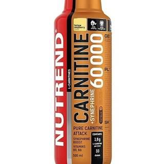 Carnitine 60 000 + Synefrine -  500 ml. Yellow Raspberry
