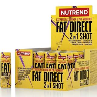 Fat Direct Shot (spaľovač plus pumpa) -  20 x 60 ml.