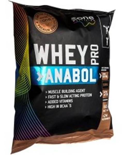 Whey Pro Anabol Refill Pack -  600 g Banán