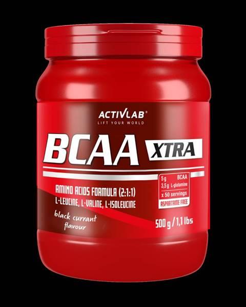 BCAA XTRA 500 g jahoda