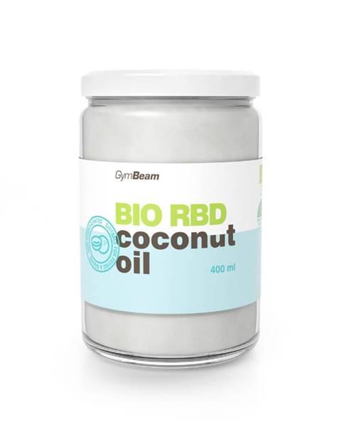 GymBeam BIO RBD Kokosový olej 500 ml
