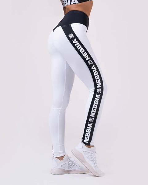 Fitness legíny Power Your Hero 531 white  M