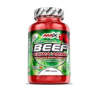 Amix Beef Extra Amino - VÝPRODEJ Balení: 250KPS.