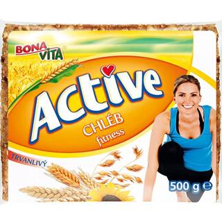 Trvanlivy chlieb Active fitness 500 g