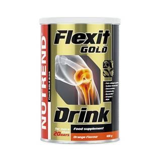 Flexit Gold Drink 400 g pomaranč