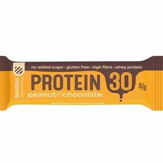 Proteínová tyčinka Protein 30% 50 g vanilka a chrumky