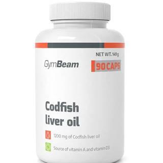 Codfish Liver Oil -  90 kaps.