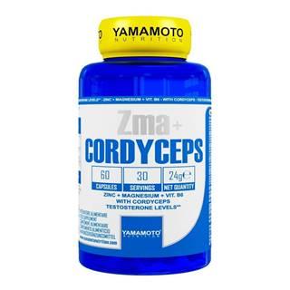 Zma + Cordyceps -  60 kaps.