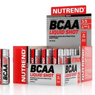BCAA Liquid Shot -  20 x 60 ml.