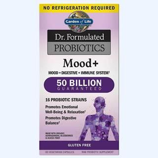 Dr. Formulated Probiotika pro zlepšení nálady
