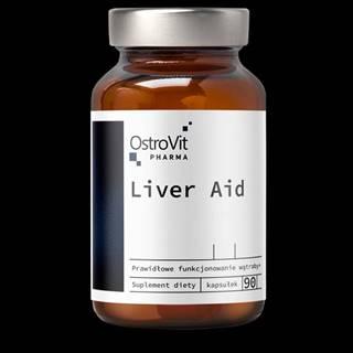 Pharma Podpora pečene Liver Aid 90 kaps