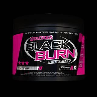 Spaľovač tukov Black Burn Micronized 300 g citrón limetka